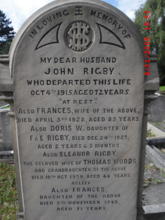 The Grave Of Eleanor Rigby Can Also Be Found At This Church